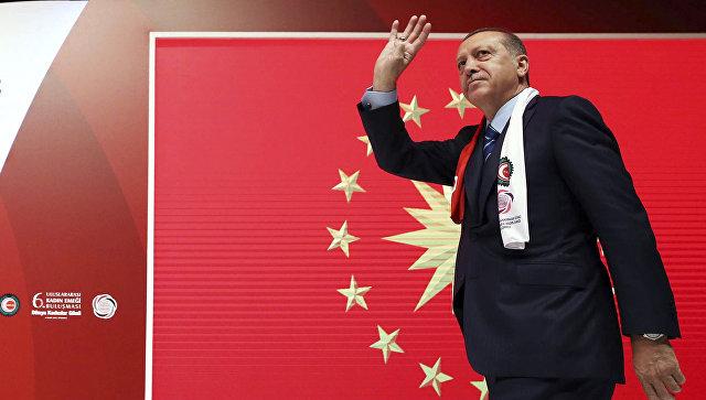 В Европейской комиссии назвали недопустимыми высказывания Эрдогана в адрес немцев и голландцев