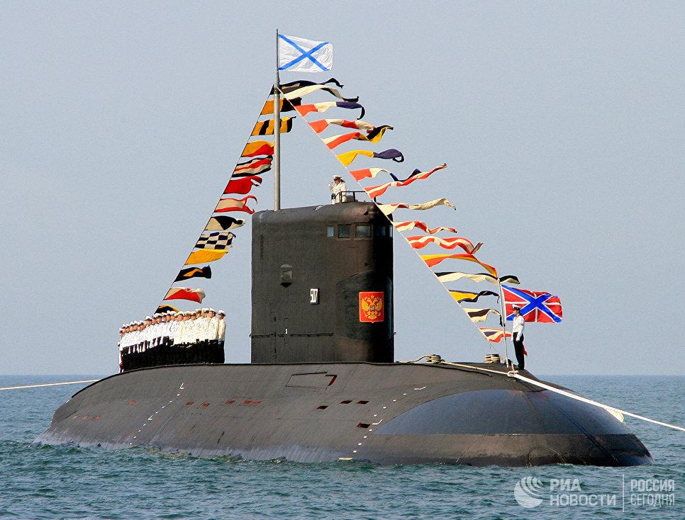 Дизельная подводная лодка проекта Варшавянка