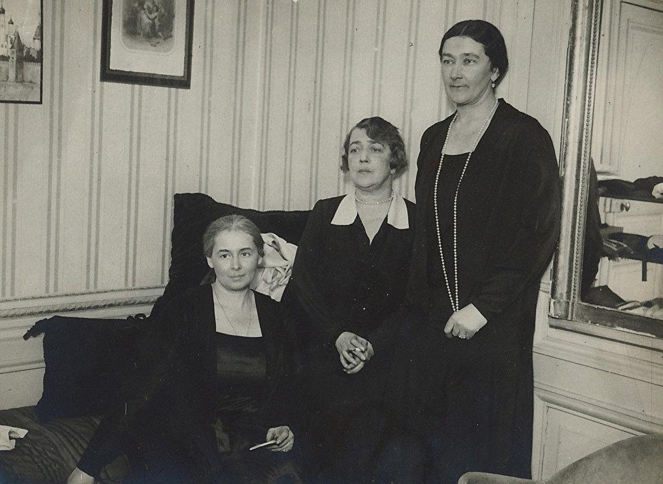 Основательницы и хозяйки парижского дома моды Тао