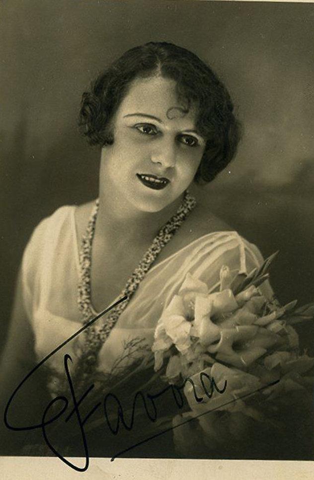 Ханзи Штурм (Мисс Эльдорадо), один из самых известных актеров-травести Веймарской республики. 1920-е гг.