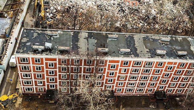 Избранные от столицы народные избранники внесут законодательный проект осносе пятиэтажек