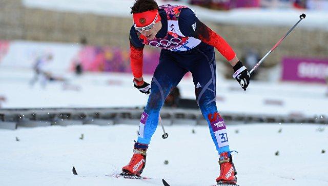 Александр Бессмертных— бронзовый призер этапа Кубка мира полыжным гонкам