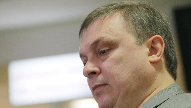 Экс-продюсер Андрей Разин