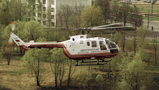 Женщину эвакуировали в клинику после ДТП наМКАД