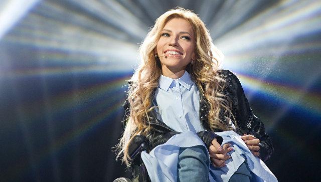 Певица Юлия Самойлова