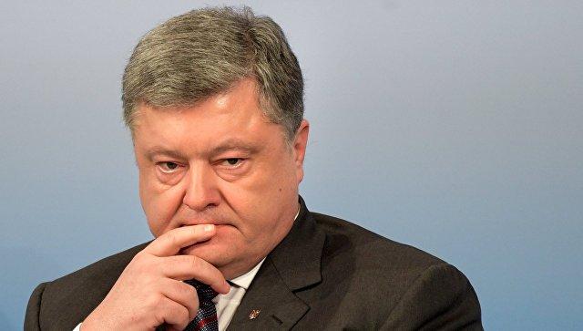 Президент Украины Петр Порошенко на 53-й Мюнхенской конференции по безопасности