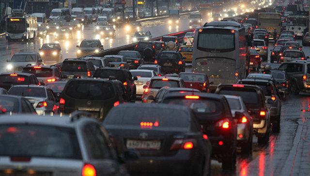 В российской столице объявлено экстренное предупреждение из-за тумана