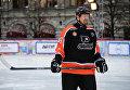 Заслуженный тренер России по хоккею Сергей Гимаев