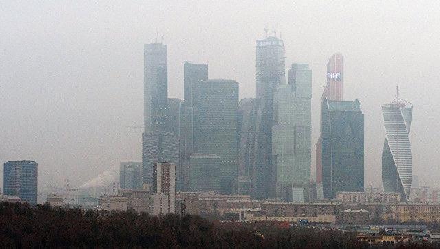СтолицуРФ  накроет сильный туман