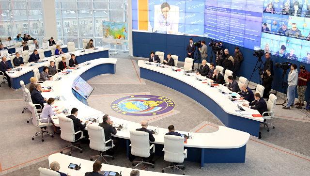 Всероссийское селекторное совещание по проблемам суицидов несовершеннолетних в МЧС России
