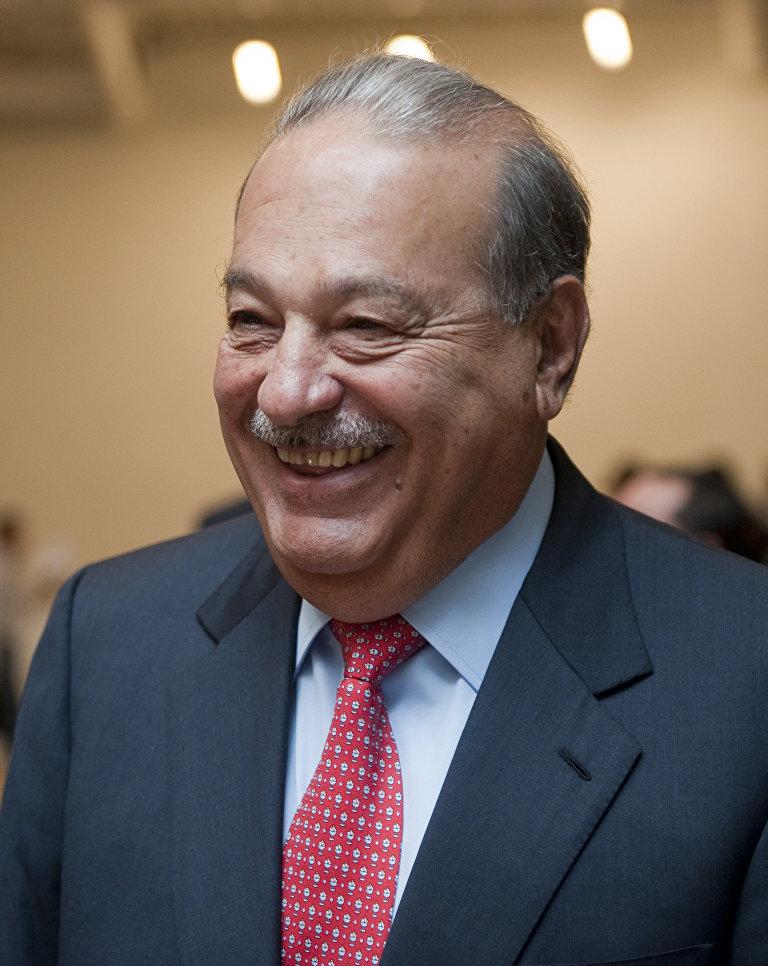 Мексиканский магнат Карлос Слим