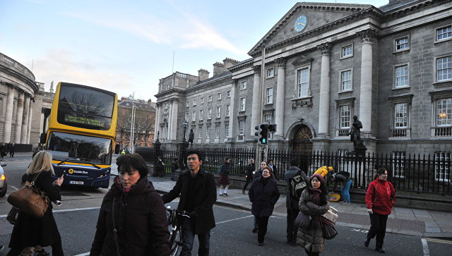 Дублин. Архивное фото
