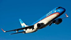Самолет аргентинской авиакомпании Austral. Архивное фото