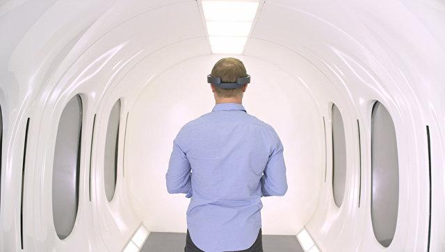 Компания Hyperloop Transportation Technologies начала строительство пассажирской капсулы