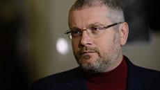 Сопредседатель фракции Оппозиционного блока в Верховной раде Украины Александр Вилкул