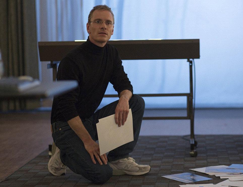 Кадр из фильма Стив Джобс