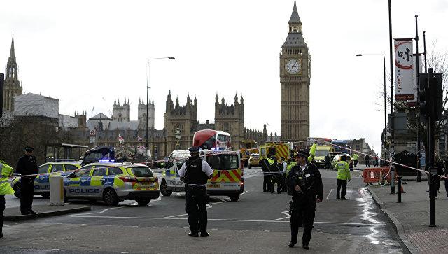 Теракт встолице Англии: погибло 4 человека