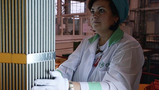 Новосибирский завод химических концентратов. Архивное фото
