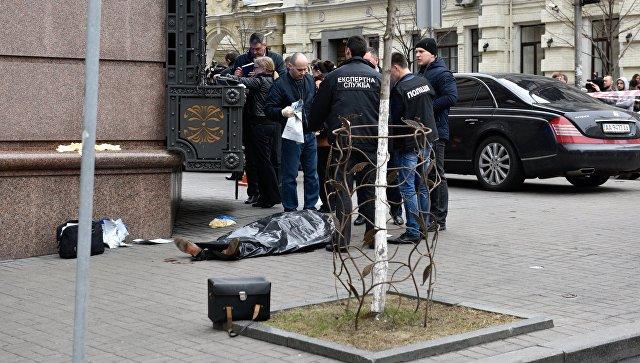 Вдова Вороненкова чудом осталась жива, объявил генеральный прокурор государства Украины