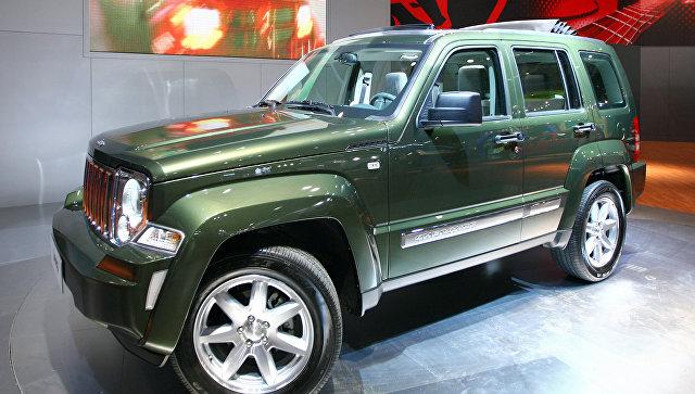 Фиат Chrysler отозвал 6,6 тысячи Jeep Grand Cherokee в Российской Федерации