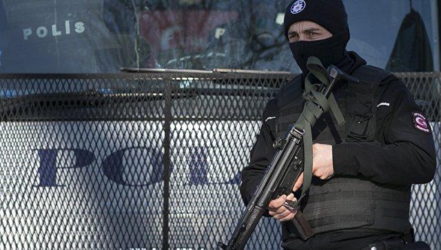 В Турции обстреляли полицейский пост: Есть погибшие