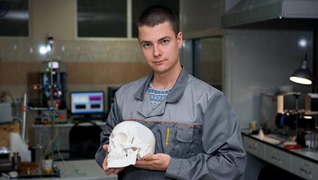 Русские ученые сделали кости изполиэтилена