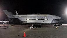 Американский космический беспилотник X-37B. Архивное фото