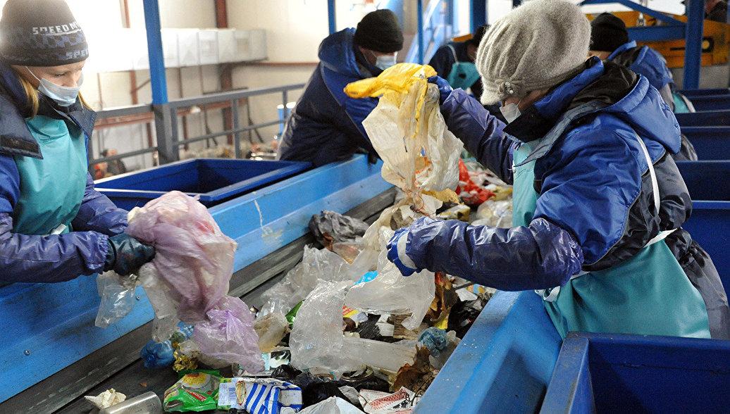 Руководитель Минприроды: новая программа утилизации отходов заработает в 2019