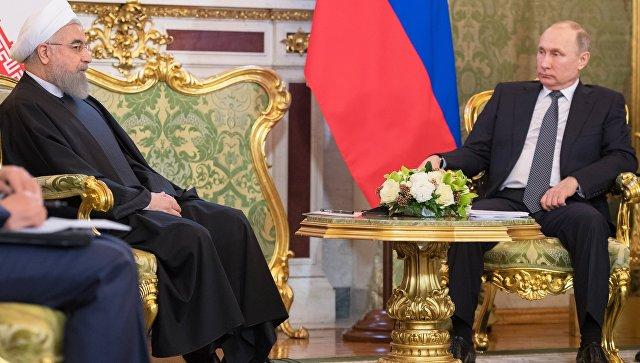 Роухани: Москва и Тегеран выступают за продолжение борьбы с терроризмом
