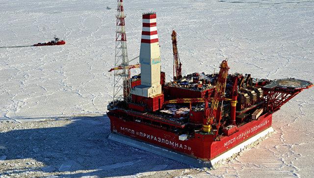 Новак назвал ренатбельную цену нанефть для добычи наарктическом шельфе