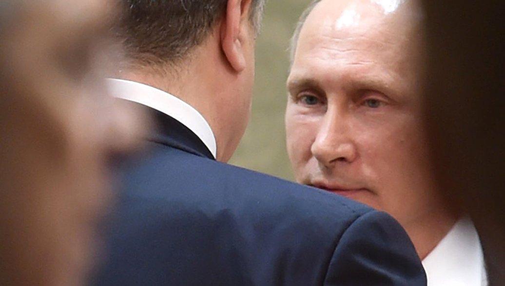 """Лукашенко: Путин направил Порошенко """"сильный месседж"""" по Донбассу"""