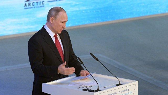 Путин призвал США ксотрудничеству врешении конфликта вУкраинском государстве