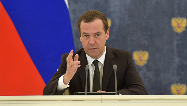Медведев назвал отношения с республикой Белоруссией братскими ипартнерскими