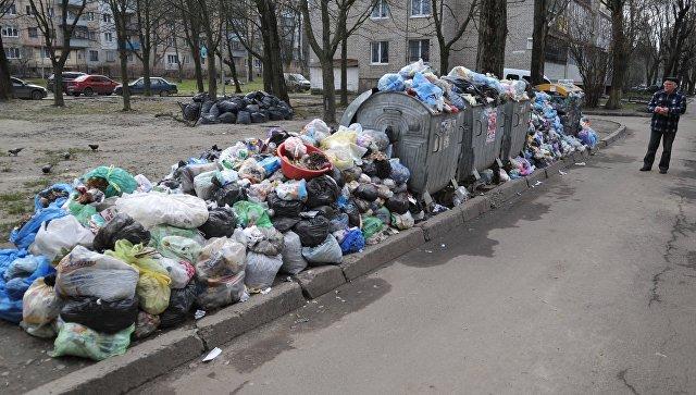 Московская область хочет повысить оплату вывоза мусора