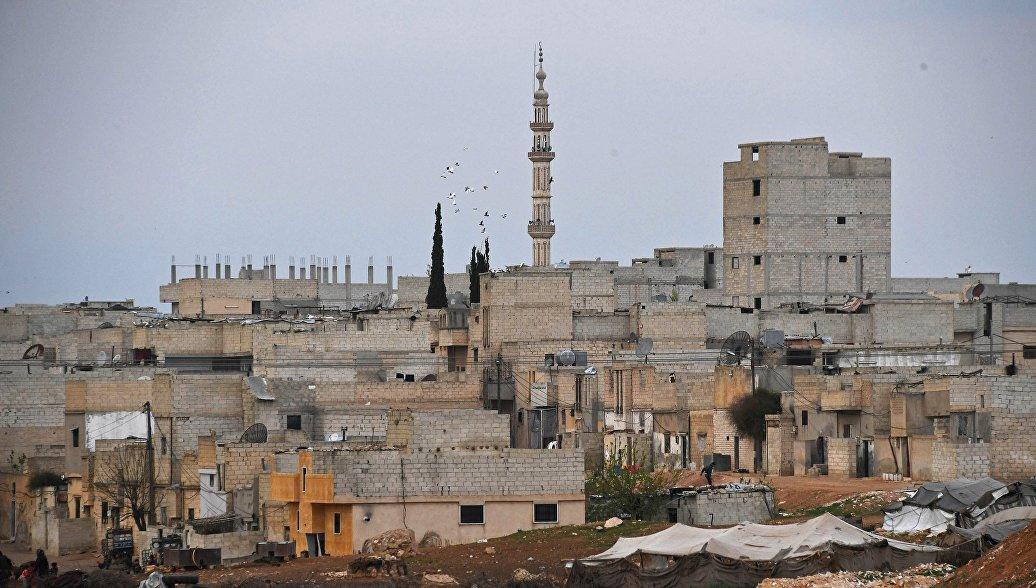 В коалиции во главе с США рассказали, почему сбили сирийский беспилотник
