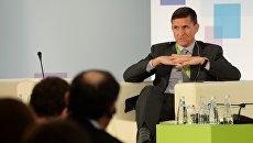 Экс-директор разведывательного управления министерства обороны США Майк Флинн на конференции RT Информация, политика, СМИ: формирование нового миропорядка