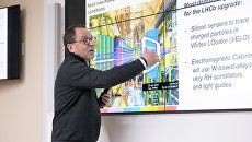 Андрей Голутвин, координатор проекта SHiP в ЦЕРН