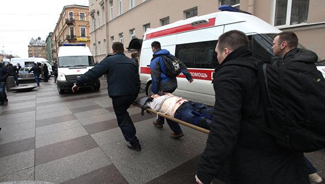 Генеральная прокуратура: взрыв вметро Петербурга— это теракт