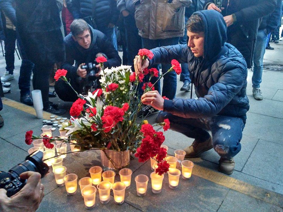 Руководитель Министерства здравоохранения уточнила число жертв при взрыве вметро Петербурга