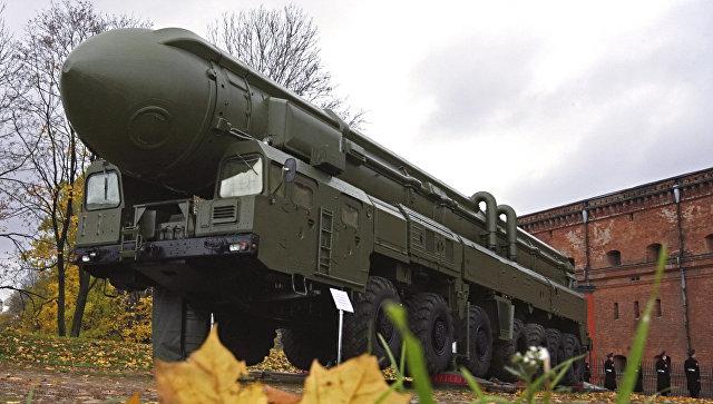 Ядерное оружие. Архивное фото