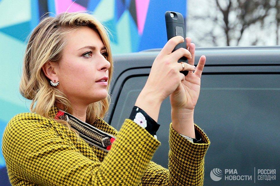 Марии Шараповой исполняется 30 лет