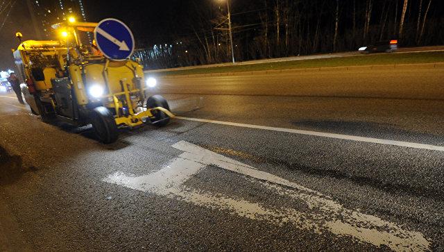 В Подмосковье в 2017 году осветят около 200 километров дорог