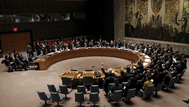 СБООН рассмотрит компромиссный проект резолюции поинциденту вИдлибе