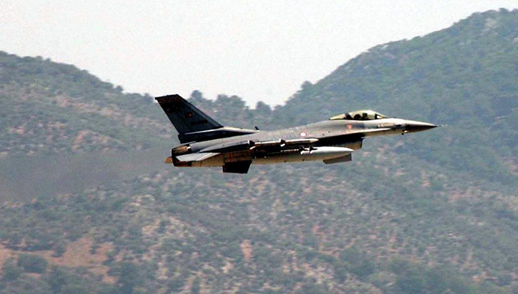Турецкие ВВС за день 42 раза нарушили воздушное пространство Греции