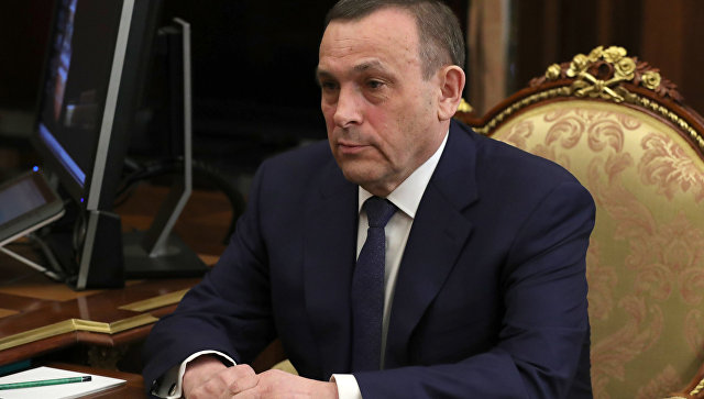 Заместитель полномочного представителя президента РФ в Приволжском федеральном округе Александр Евстифеев
