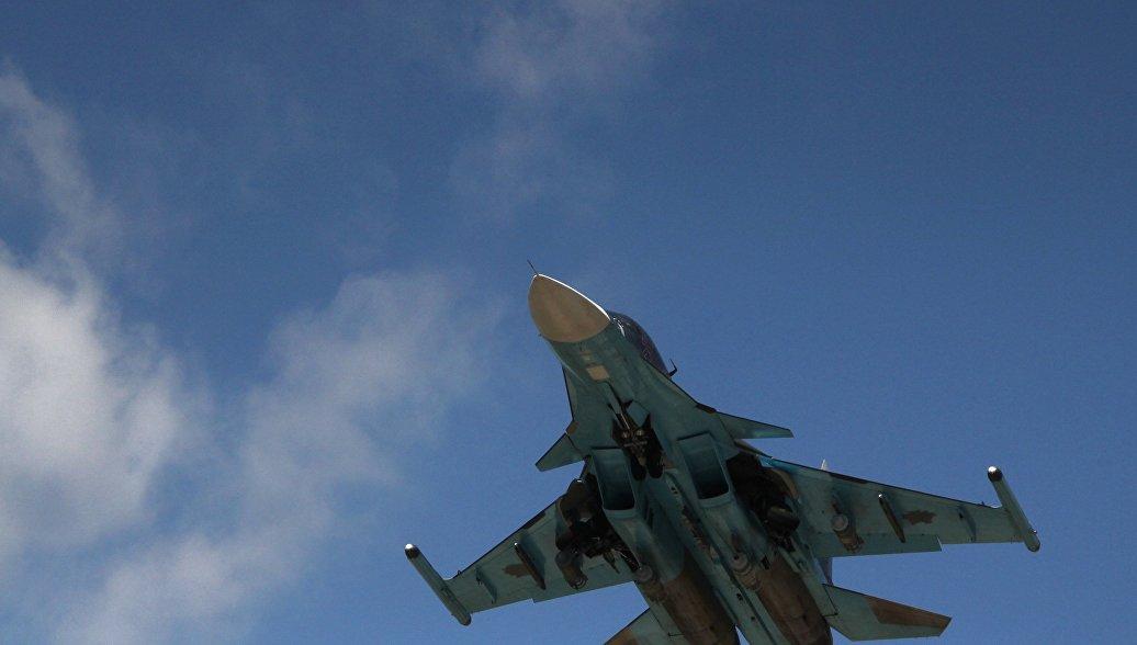 ВКС выводят из Сирии самолеты типов Су-24, Су-25 и Су-34