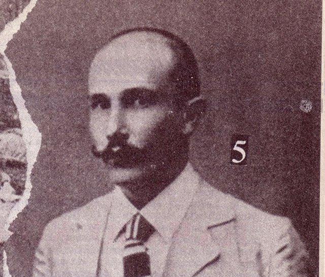 Российский политический деятель, публицист, писатель Борис Викторович Савинков. Архив