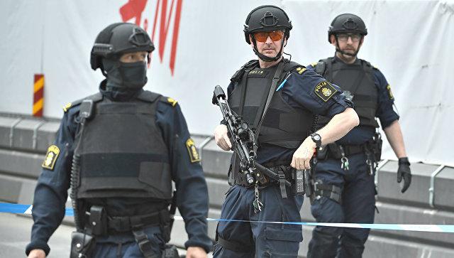 Задержанный вСтокгольме мужчина выражал симпатии ИГИЛ
