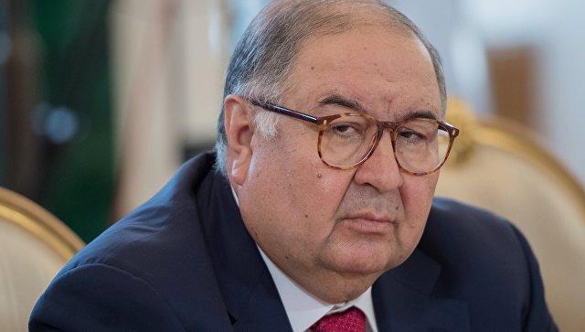 Усманов передал контроль над долей в Mail.ru менеджменту компании