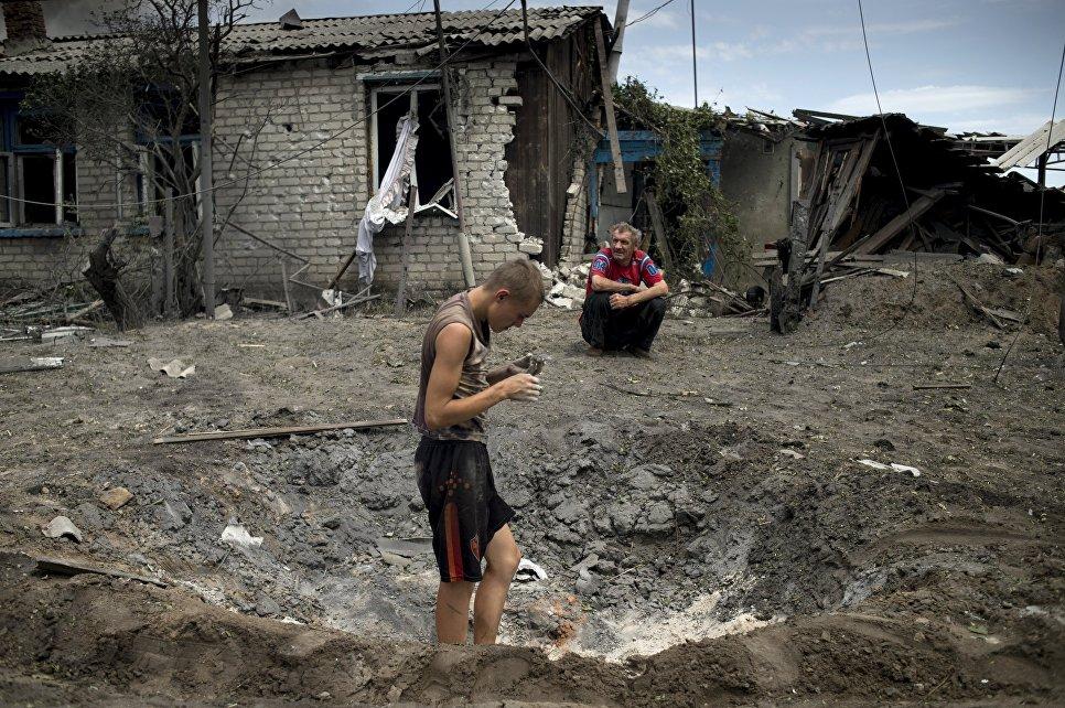 Турчинов объявил, что задача армии— вернуть захваченные земли и«непроскочить границу»